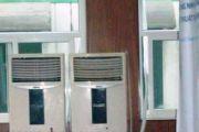 Cho thuê máy lạnh tại BV Răng Hàm Mặt